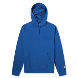 SWEAT CARHARTT WIP HOODED CHASE - SUBMARINE GOLD