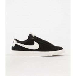 CHAUSSURES NIKE SB BLAZER LOW GT - BLACK SAIL