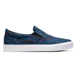 CHAUSSURES NIKE SB CHARGE SLIP PRM - LAZER BLUE BLACK