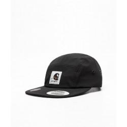 CASQUETTE CARHARTT HAYES CAP - BLACK