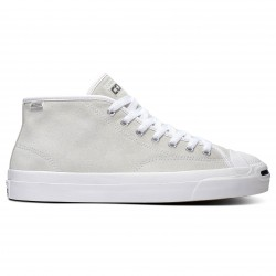 CHAUSSURES CONVERSE CONS JACK PURCELL PRO MID - WHITE