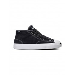 CHAUSSURES CONVERSE CONS JACK PURCELL PRO MID - BLACK WHITE