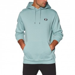 SWEAT VOLCOM SINGLE STONE HOOD - COOL BLUE