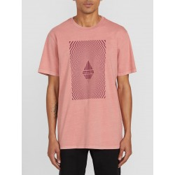 T-SHIRT VOLCOM FLOATION TEE - SANDSTONE