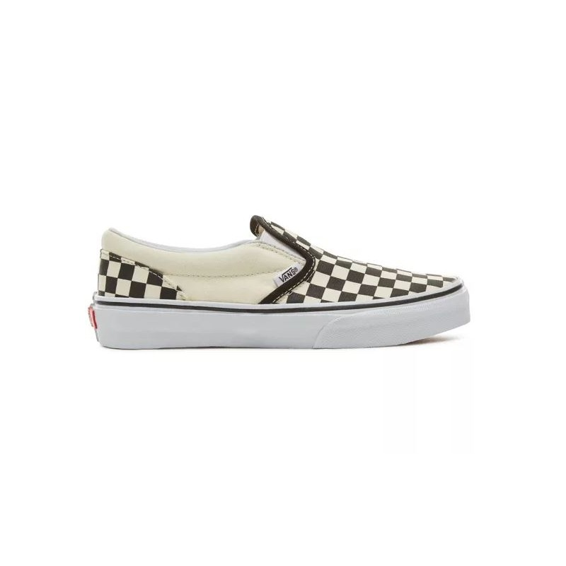 Chaussures Vans Classic Slip On Junior - Checkerboard