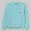 SWEAT CARHARTT WIP POCKET SWEAT - WINDOW
