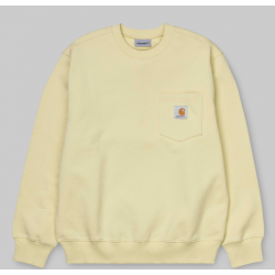 SWEAT CARHARTT WIP POCKET SWEAT - FRESCO