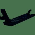 DECK BLUNT AOS V5 SIGNATURE 5.1 - CHARLES PADEL