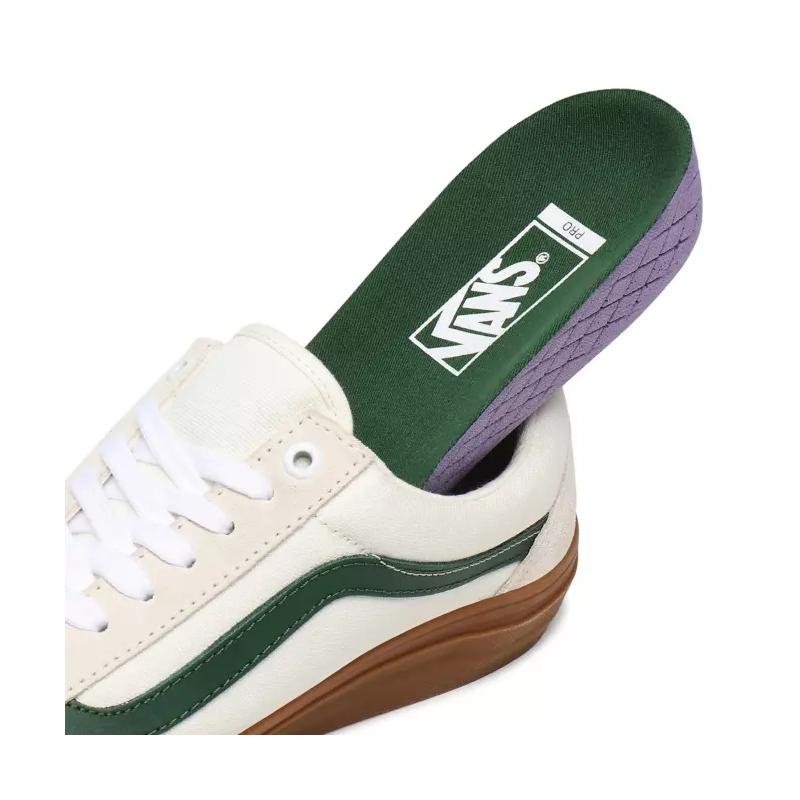 Chaussures Vans Old Skool Pro Marshmallow Alpine