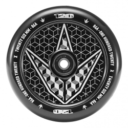 ROUE BLUNT GEO LOGO HOLOGRAM 120MM - BLACK