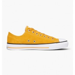 CHAUSSURES CONVERSE CONS CHUCK TAYLOR PRO OX - SUNFLOWER GOLD WHITE