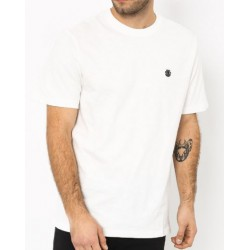 T-SHIRT ELEMENT CRAIL - ECRU OFF WHITE