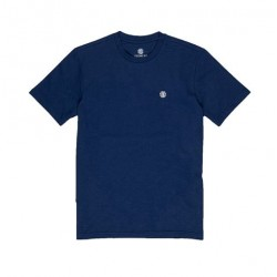 T-SHIRT ELEMENT CRAIL - BLUE DEPTHS