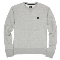 SWEAT ELEMENT 92 BOY CR - GREY HEATHER