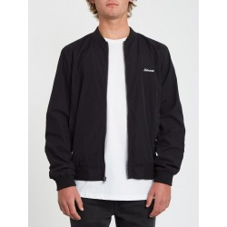 VESTE VOLCOM BURNWARD JACKET - BLACK