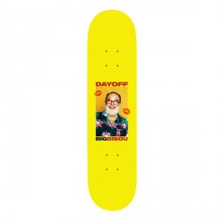 BOARD DAYOFF BISOU 8.25 - YELLOW