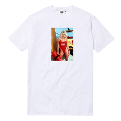 T-SHIRT DAYOFF MALIBU - WHITE