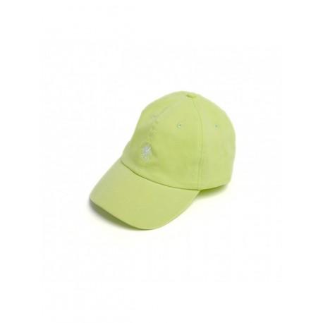 CASQUETTE BENIBLA BASEBALL CAP - YELLOW NEON