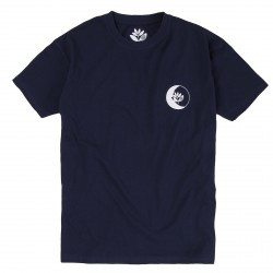 T-SHIRT MAGENTA MOON TEE - DARK NAVY