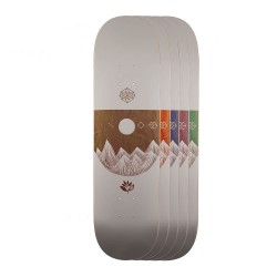 BOARD MAGENTA MOUNTAINS - 8.6