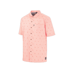 CHEMISE PICTURE ORGANIC MANATEE - APRICOT