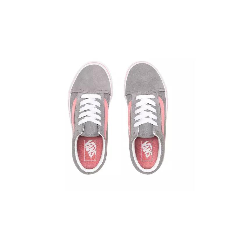 Chaussures Vans Old Skool Junior Frost Grypink Icing