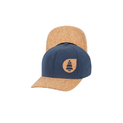 CASQUETTE PICTURE ORGANIC LINE BASEBALL CAP - DARKBLUE