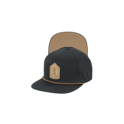 CASQUETTE PICTURE ORGANIC UNITED - BLACK