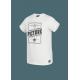 T-SHIRT PICTURE ORGANIC BYRON - WHITE