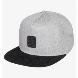 CASQUETTE DC SHOES BRACKERS - GREY HEATHER