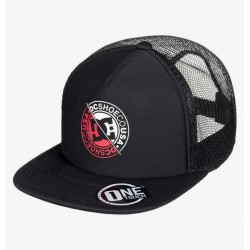 CASQUETTE DC SHOES TRUCKER MEET UP - BLACK