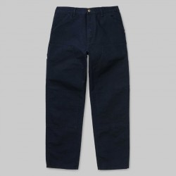 PANTALON CARHARTT WIP DOUBLE KNEE - DARK NAVY