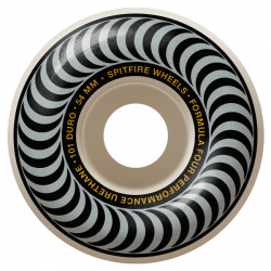 ROUES SPITFIRE FORMULA FOUR 99D RADIALS - 54MM