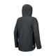 VESTE PICTURE ORGANIC ABSTRAL - BLACK