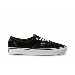 CHAUSSURES VANS AUTHENTIC COMFYCUSH - BLACK TRUE WHITE