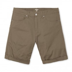 SHORT CARHARTT WIP SWELL SHORT - LEATHER RINSED