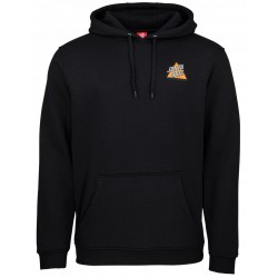 SWEA SANTA CRUZ NOT A DOT HOOD - BLACK