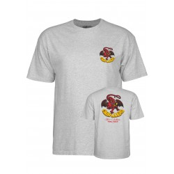 T-SHIRT POWELL PERALTA CAB DRAGON 2 - GREY