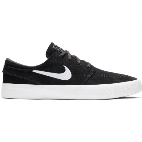 Chaussures Nike Sb Janoski Rm Black White Thunder Grey