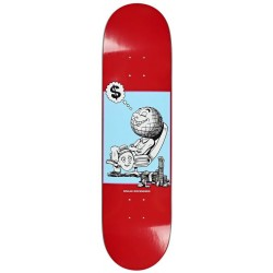 BOARD POLAR OSKAR ROZENBERG PROFIT RED - 8.125