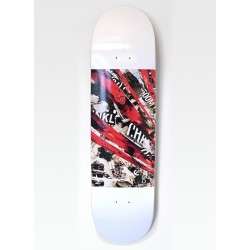 BOARD SLIDEBOX GS RED STRIPES - 8.375