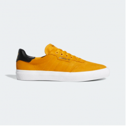 CHAUSSURES ADIDAS 3MC - YELLOW / CORE BLACK / CLOUD WHITE