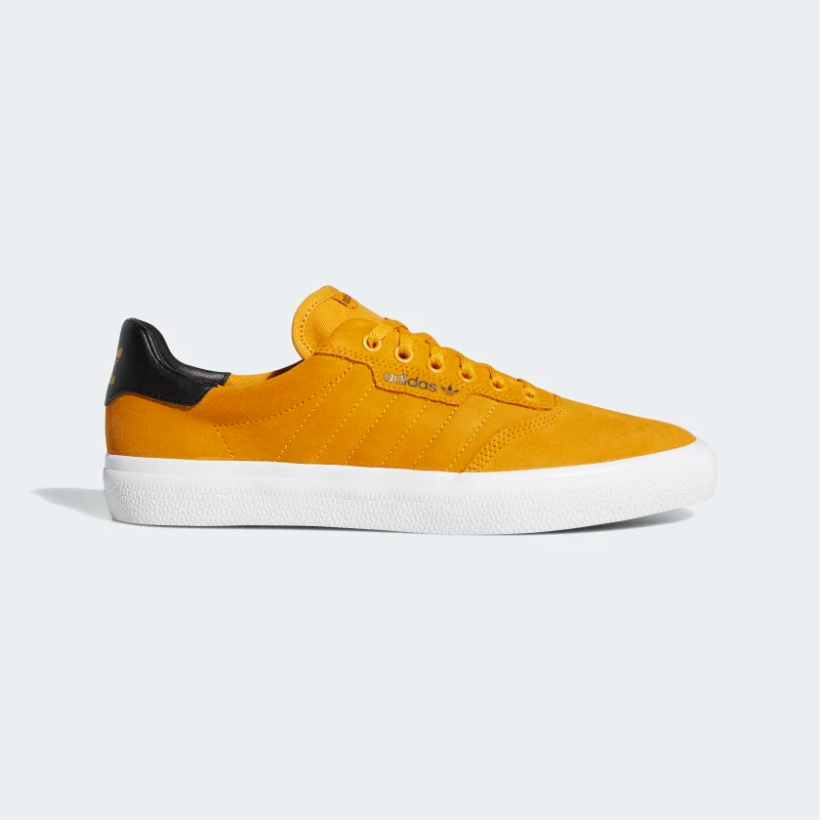 Chaussures Adidas 3mc Yellow Core Black Cloud White