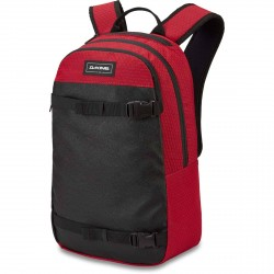 SAC DAKINE URBAN MISSION PACK 22L - DEEP CRIMSON