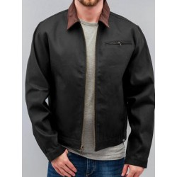 VESTE DICKIES JACKET BLANKET LINED DUCK JACKET BLACK