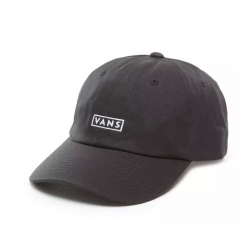 CASQUETTE VANS CURVED BILL JOCKEY - BLACK