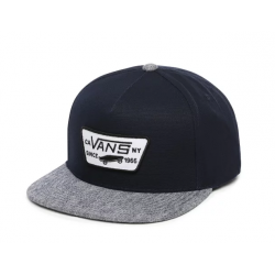 CASQUETTE VANS FULL PATCH - DRESS BLUES NAVY