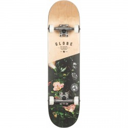 "SKATEBOARD GLOBE G1 INSIGNIA - 7.75"" MAPLE THORNBUSH"