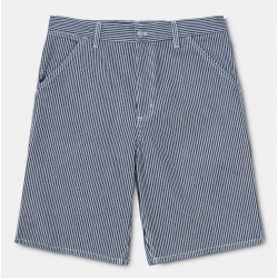 SHORT CARHARTT SINGLE KNEE - BLUE WHITE