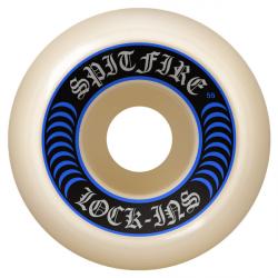 ROUES SPITFIRE (JEU DE 4) 55MM F4 99D LOCK INS